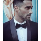 Coupe cheveux courts homme 2015