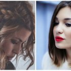 Mode coiffure hiver 2015