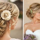 Idees chignons pour mariage