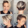 Coiffure cheveux courts 2018