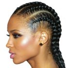 Les tresses africaine photo