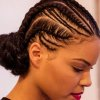 Nouvelle tresse africaine