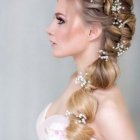 Coiffure femme mariage 2019