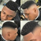 Coiffure homme afro 2019