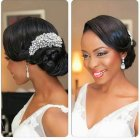 Coiffure mariage africain 2019