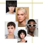 Coupe tendance 2019 cheveux courts