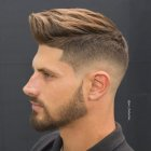 Cheveux homme 2018