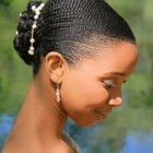Coiffure africaine mariage 2018