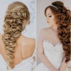 Coiffure femme mariage 2018