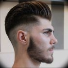 Coiffure homme stylé 2018