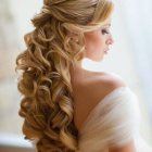 Coiffure mariage 2018 cheveux longs