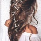 Coiffure mariage 2018 femme