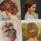 Coiffure mariage cheveux court 2018