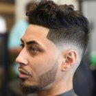 Coupe coiffure homme 2018