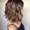 Coupe coiffure mi long 2018