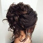 Image coiffure mariage 2018
