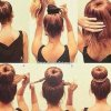 Technique chignon