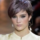 Tendance cheveux courts 2019