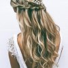 Coiffure mariage 2021 cheveux longs