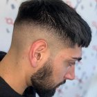 Coupe cheveux courts homme 2021