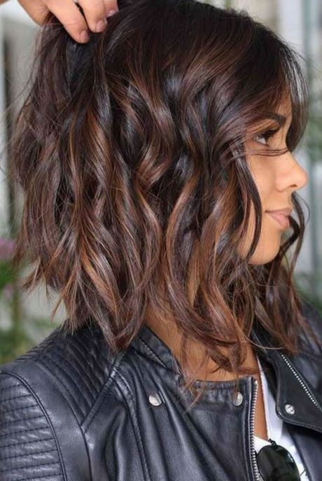Coupe cheveux 2020 mi long