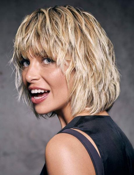 Coupe cheveux moderne 2020