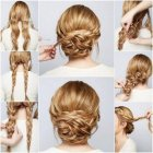 Beau chignon simple