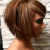 Coiffure femme carre effile