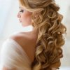 Coiffure femme mi long mariage