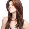 Modele de coiffure long degrade