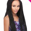 Coiffure africaine tresse meche
