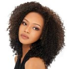 Coiffure afro antillaise femme