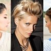 Coiffure chic cheveux court