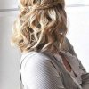Coiffure mariage cheveux epaules