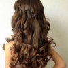 Coiffure mariage fille 10 ans