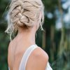 Coiffure mariage nature