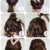 Coiffure simple a realiser