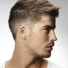 Coupe de cheveux simple homme