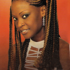 Coiffure africaine mariage 2021