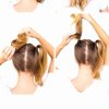 Chignon simple et rapide