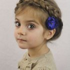 Coiffure fille 3 ans