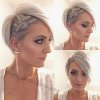 Coiffure mariage cheveux tres court