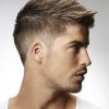 Coupe cheveux homme moderne