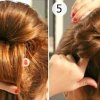 Faire un chignon simple et rapide