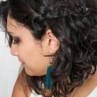 Idee coiffure femme cheveux court
