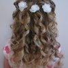 Coiffure mariage pour fille