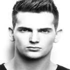 Photo coupe homme court
