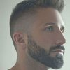 Coupe brosse homme court