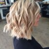 Coupe carre blond meche
