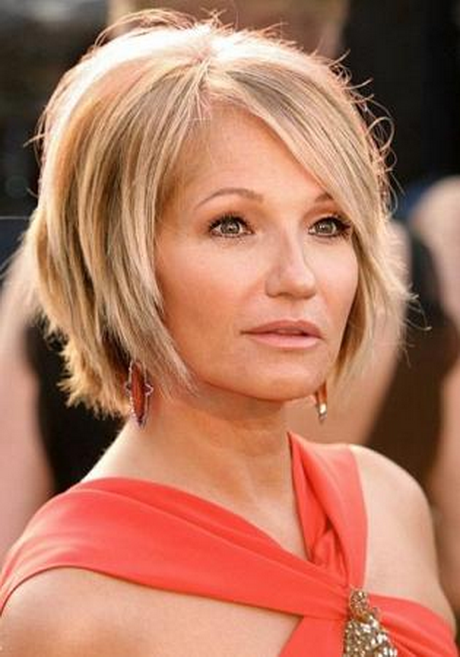 Coupe carre degrade femme 50 ans
